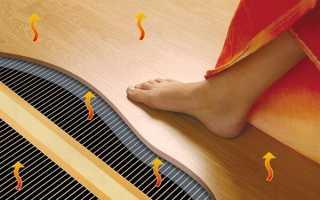 Теплый пол под ламинат на бетонный пол: водный и электрический