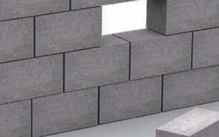 Пенобетонные блоки: изготовление, марки и свойства