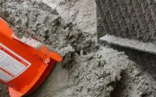 Подвижность бетона: виды, таблица подвижности и как определить?