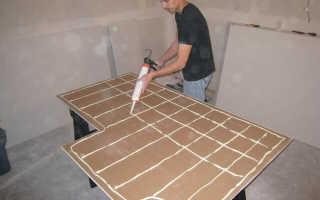 Чем приклеить к бетону пластик, металл, резину, гипсокартон и рубероид?