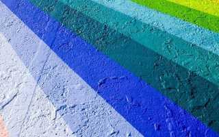 Существует ли изностойкая краска по бетону для наружных работ