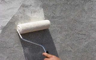Грунтовка для бетона: полиуретановая, эпоксидная и другие