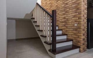 Отделка бетонных лестниц внутри дома и на улице