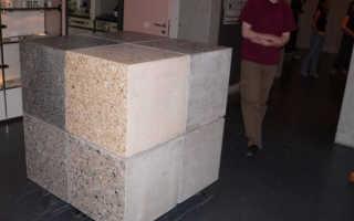Сколько в кубе бетона по удельному весу и по марке?
