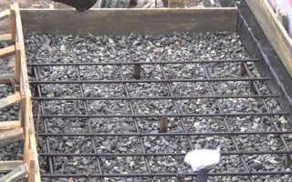 Заливка бетонной плиты: виды, этапы и как делать замес?