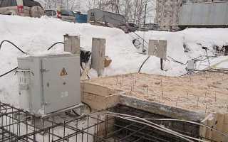 Трансформатор для прогрева бетона — обзор популярных моделей
