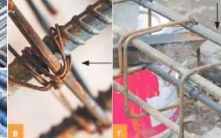 Как армировать ленточный фундамент для газобетонного дома
