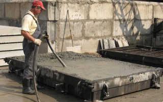 Способы уплотнения бетонной смеси