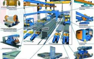 Оборудование для производства бетона: виды и вспомогательные приспособления