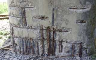 Ремонт железобетона: виды повреждений, материалы и способы ремонта