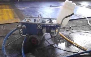Вакуумирование бетона: типы, схема и оборудование
