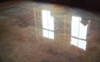 Лак для бетона: разновидности и технология покрытия