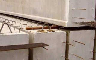 Предварительно напряженные железобетонные конструкции: использование