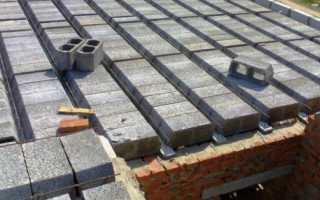 Перекрытия в доме из газобетона: монолитные, деревянные и другие
