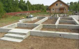 Какой фундамент лучше для дома из газобетона: расчет и критерии