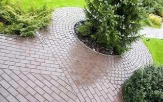 Тротуарная плитка своими руками — технология изготовления