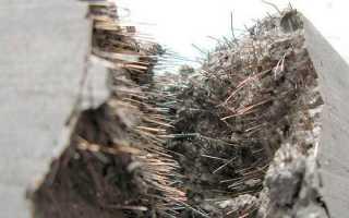 Фиброволокно для бетона — виды, свойства, сферы применения
