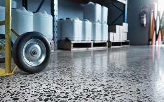 Полированный бетон — технология полировки бетона своими руками