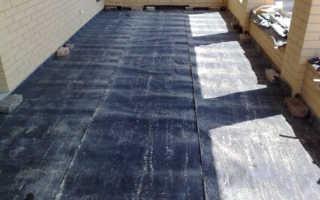 Гидроизоляция бетонного пола: материалы и как сделать своими руками?