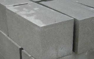 Тяжелый бетон: виды, состав, свойства и применение