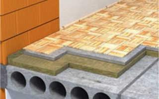 Как утеплить бетонный пол в частном доме: волокнистые, вспененные и полимерные утеплители