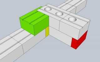 Как сделать вентканалы в газобетоне: вентиляционные отверстия