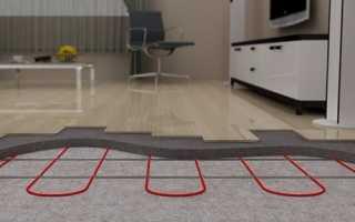 Как залить теплый пол бетоном: виды и этапы стяжки?