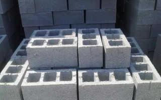 Вентиляционные блоки из керамзитобетона: укладка