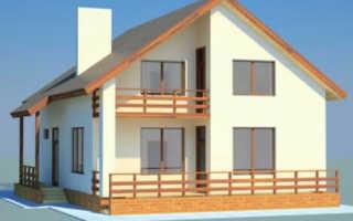 Проекты домов из газобетона: марбург, штендаль и констанц