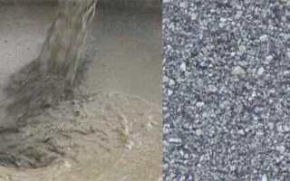 Мелкозернистый бетон — что это такое, его состав и разновидности