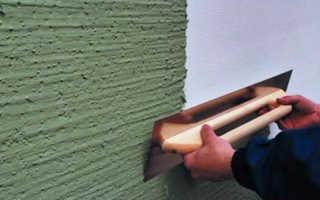 Штукатурка для ячеистого бетона Сeresit CT 24: свойства и нанесение