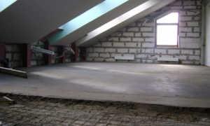 Пропорция бетона для перекрытия: выбор марки, расчет и таблица