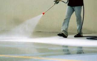 Как поливать бетон после заливки: что нужно и уход после полива?