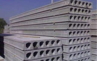 Железобетонные плиты: виды, маркировка, технология производства и монтаж