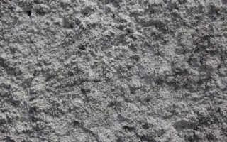 Сухой бетон: применение, приготовление и производители