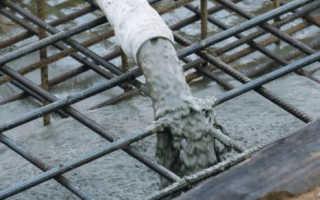 Заливка бетона: инструменты, оборудование и технология