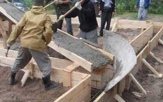 Желоб для бетона: виды, назначение и процесс создания