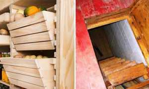 Как избавиться от конденсата в бетонном подвале или погребе