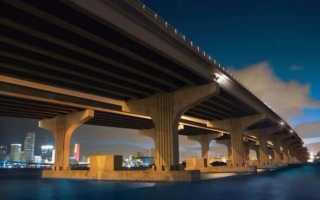 Железобетонные мосты: виды, сфера применения и материалы