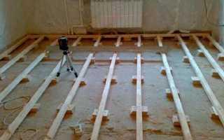 Лага в бетон: крепление, назначение и процесс установки