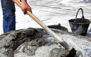 Сколько цемента песка и щебня на 1 м3 бетона: расчет и показатели компонентов?