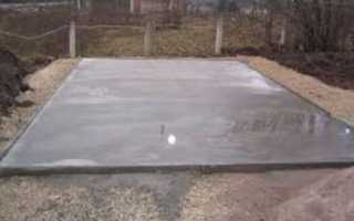 Монолитный бетон: производство, преимущества, недостатки и строительство