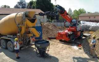 Чем подавать бетон: трубопровод, автотранспорт, кран и ленточный конвейер