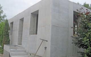 Бетонный дом своими руками: технологии строительства с несъемной и съемной опалубкой