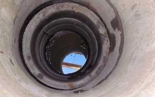 Как углубить колодец из бетонных колец: подбор диаметра и этапы сооружения