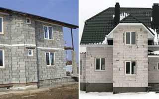 Пенобетон или газосиликат — что лучше для малоэтажных домов