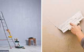 Технология нанесения финишной шпатлевки на стены