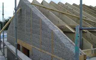 Панели из арболита для строительства дома — плюсы и минусы