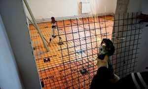 Армированная сетка для стяжки пола — применение, типы, выбор