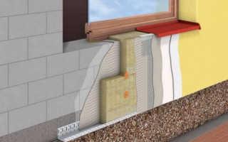 Утепление керамзитобетонных стен: способы и особенности